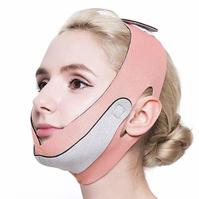 Facial Slimming Bandages Face Mask for Slimming Papada Reducer and Anti-Wrinkle Facial Care Skin Compact V-Line