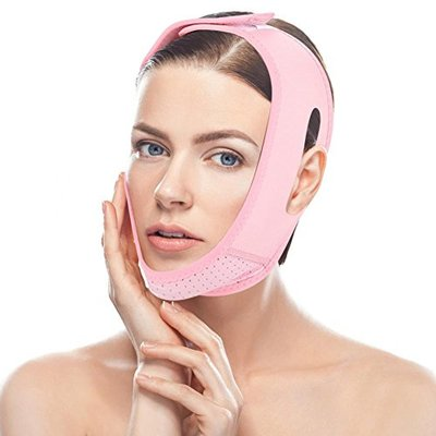 Tmishion Facial Slimming Mask for Facial, Double Chin Care