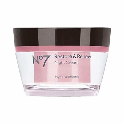 No7 Restore & Renew Night Cream 50 ml
