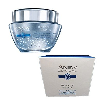 Avon Anew Clinical Hydra Recovery Overnight Mask