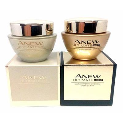 AVON Anew Ultimate Multi-Performance : Day Cream + Night Cream SET !