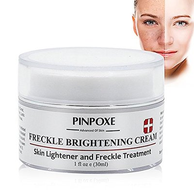 Whitening Cream, Freckle Remover Cream, Spot Treatments Cream, Lightening Cream, Brightening Cream, Anti Ageing Facial Treatment For Hyperpigmentation, Uneven Skin Tone, Dark Spots and Sun Damage,30g