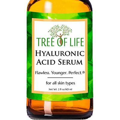 Hyaluronic Acid Serum For Skin – 2oz Double Size
