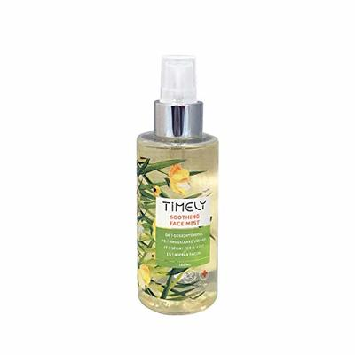 Timely Soothing 2-in-1 Toning and Refreshing Face Mist, 150 ml