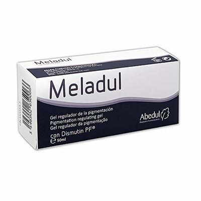 MELADUL Gel | 50ml | Pigmentation Regulating Gel with Dismutin PF for Face and Body Patches | Improves Cellular Regeneration and Skin Alterations