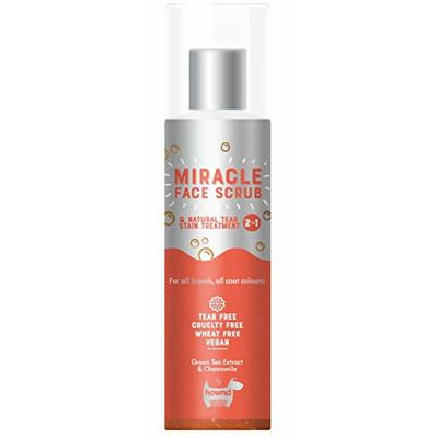 HOWND Miracle Face Scrub & Natural Tear Stain Treatment 250ml