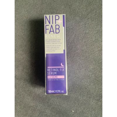 NIP+FAB Retinol Fix Treatment Serum 50ml BRAND NEW RRP £29.99