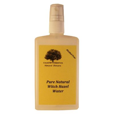 100ml PURE NATURAL WITCH HAZEL WATER