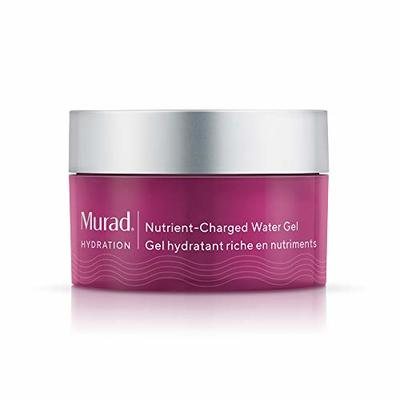 Murad Hydration Nutrient-Charged Water Gel – with Minerals, Vitamins and Peptides, 50 ml