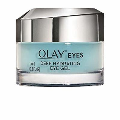 Olay Eyes Deep Hydrating Eye Gel For Tired Dehydrated Skin With Hyaluronic Acid, 15 ml