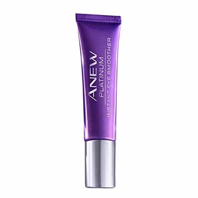 Avon Anew Platinum Instant Eye Smoother Smoother with Instant Effect Lifiting Effect 15 ml Tube