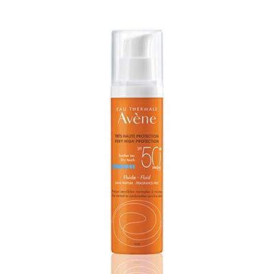 Avene Suncare Dry Touch Fluid SPF 50+ 50ml x 1