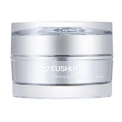 Eye Cream Firming& Lifting Eushuyi under and around eyes treatment for anti-aging, wrinkles, crow 'feet, fine lines, dark circles, bags and puffiness under eyes, 0.5ounce / 15g for every age women