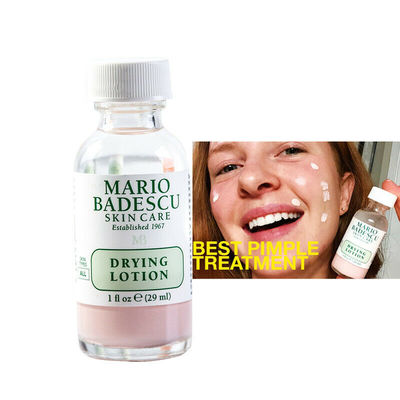 Mario Badescu Drying Lotion 29ml In Glass Bottle For Acne Prone Skin 2020 NEW