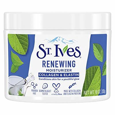 St. Ives Timeless Skin Collagen Elastin Facial Moisturizer 10oz