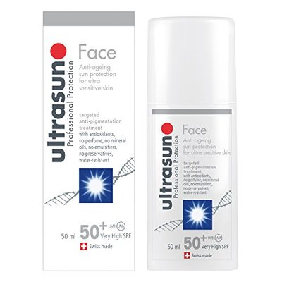 Ultrasun Tinted Anti-Pigmentation SPF50+ Face Lotion 50ml UNBOXED RRP £38