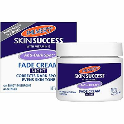 Palmers Skin Success – Anti-Dark Spot Fade Night Cream – Jar – 75g