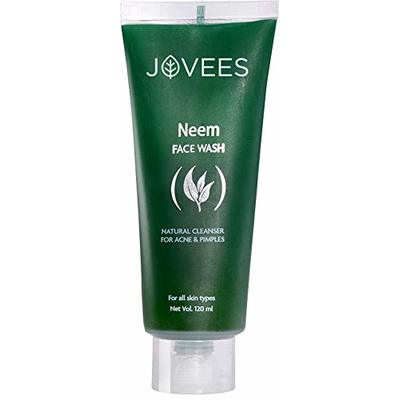 Jovees Natural Neem Face Wash – 120ml