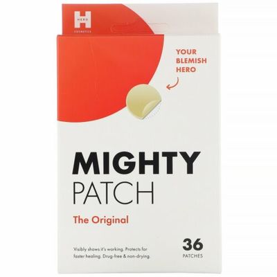 Hero Cosmetics: Mighty Patch, The Original, 36 Patches