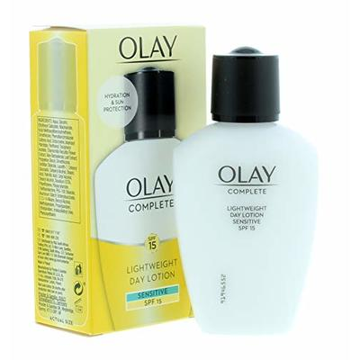 Olay Complete Sensitive SPF 15 Light Weight Day lotion , 100ml