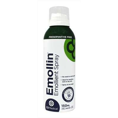 Emollin Emollient Spray 150ml