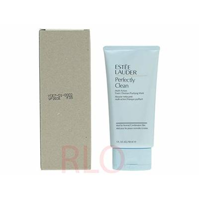 Perfectly Clean by Estee Lauder Multi-Action Foam Cleanser and Purifying Mask For Normal & Combination Skin 150ml