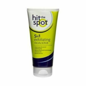 Hit the Spot Cleansing Facial Wipes Twin Pack